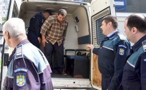 Mascaţi ai Jandarmeriei au rămas la Stoeneşti