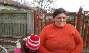 Gabriela Funie, mama victimei