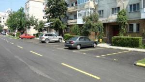 Vor locuri de parcare