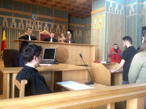 Proces simulat la Curtea de Apel Piteşti