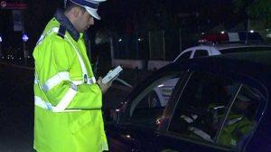 Şoferul a refuzat verificarea cu etilotestul