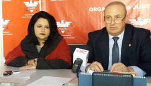 Sanda Fulga şi Iulian Cristache