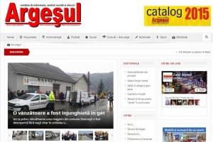 ziarulargesul.ro, ediţia online a ziarului nostru