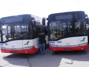 Autobuzele, program de vacanţă