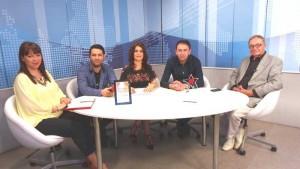Cristina Munteanu, Costi Ivaşcu, Simona Pomazan, Ionuţ Manta şi Mihai Golescu
