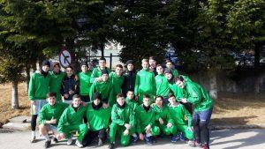 Peste o mie de tineri fotbalişti s-au întrecut la Piteşti în weekend