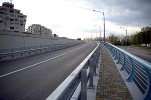 Pasajul rutier de la Podul Viilor