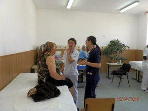 Analize medicale gratuite la Budeasa şi Oarja