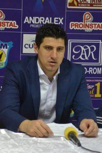 Antrenorul Hristu Şapera şi-a completat staff-ul tehnic