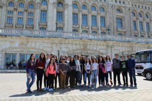 Elevii turci, impresionaţi de România