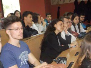 Vizite la Universitatea din Piteşti