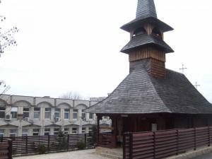 """Biserica """"Sfântul Calinic"""" de lângă Pediatrie"""