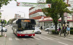 Autobuzele au făcut peste 50.000 km fără a se defecta