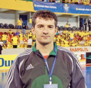 Sorescu jr., la centru, în finala UEFA Futsal Cup