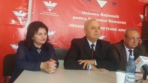 Daniela Irimia, Marin Tudorică, Iulian Cristache