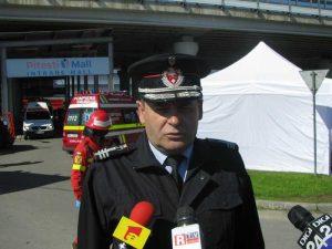 Liviu Popescu preia şefia ISU Argeş