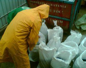 Deşeurile periculoase trebuie neutralizate