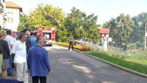 Aplicaţie de intervenţie în caz de cutremur la Muzeul Judeţean