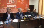 Preşedintele PSD, dl Liviu Dragnea, vine mâine la Piteşti ca să-i ia Kalaşnikovul deputatului Cătălin Rădulescu