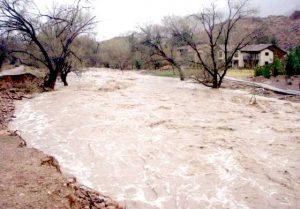 Ploile de ieri au dus la creşteri ale cotelor râurilor din judeţ