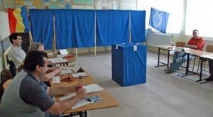 Secţiile de votare vor lucra cu o aplicaţie de la STS