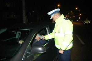 Primul şofer argeşean amendat după noile reguli