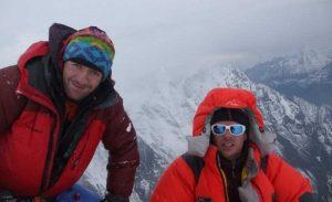 Alpiniştii argeşeni, pe cel mai frumos munte din lume
