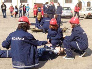 La Situaţii de Urgenţă e nevoie de voluntari
