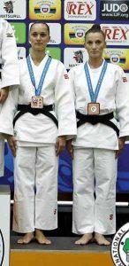 Zaharia şi Cheru, campioane europene