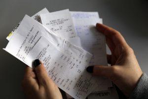Loteria bonurilor fiscale pentru aprilie are loc la 22 mai