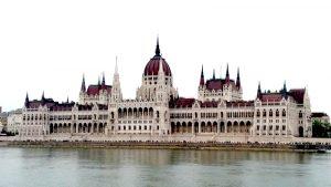 Clădirea Parlamentului maghiar