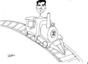 Proiect SF sau realitate? Cale ferată rapidă în Argeş!
