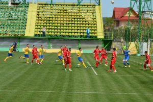 CS Mioveni, victorie în deplasare