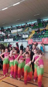 Dansatori vicecampioni europeni