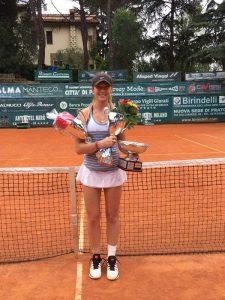Ioana Mincă, o sportivă de excepţie