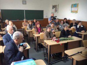 Promoţia 1956 - Şcoala medie Mozăceni-Deal