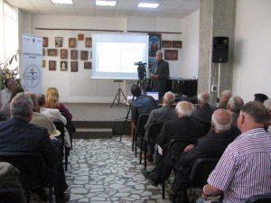 Prezentarea cărţii a avut loc la Centrul Cultural Piteşti
