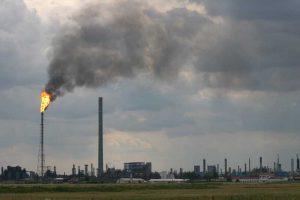 Zece poluări ale petroliştilor în Argeş
