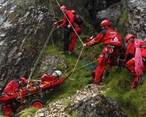 Bani în plus pentru salvatorii montani