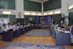Consiliul Local Mioveni, ultima şedinţă din acest mandat