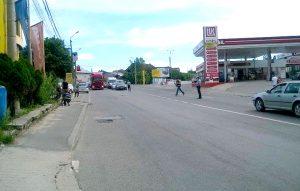 Şofer găsit după o jumătate de oră de la accident