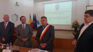 Cornel Ionică a depus jurământul