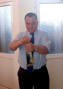 Cornel Ionica sampanie