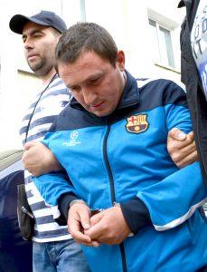 Vasile Constantin a fost arestat preventiv