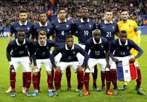 Echipa naţională a Franţei ne-a învins greu în meciul de deschidere