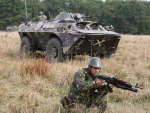 Militari argeşeni, la exerciţii NATO