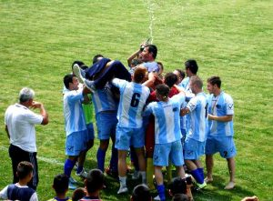 Oltenii, serbând câştigarea campionatului judeţean