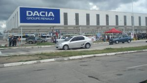 Restricţionări de trafic pe platforma Dacia