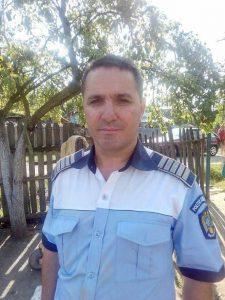 Agentul-şef principal Vasile Militaru
