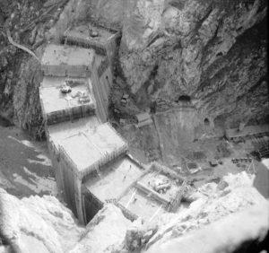 Barajul Vidraru a împlinit 50 de ani